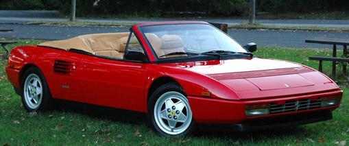 Ferrari Mondial.