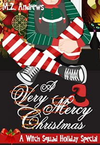 A Very Mercy Christmas by M.Z. Andrews