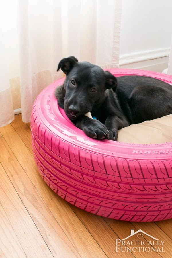 Smart Ways to Use Old Tires (31)