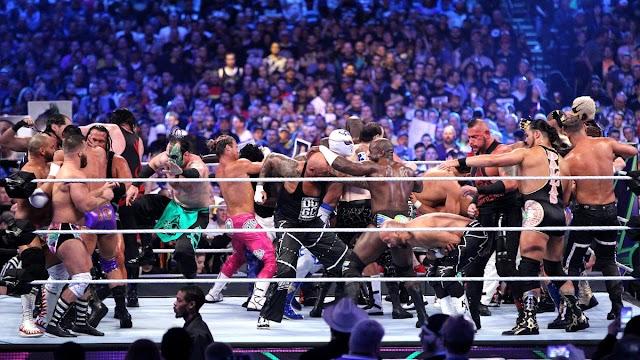 WrestleMania 34 - Simplesmente incrível