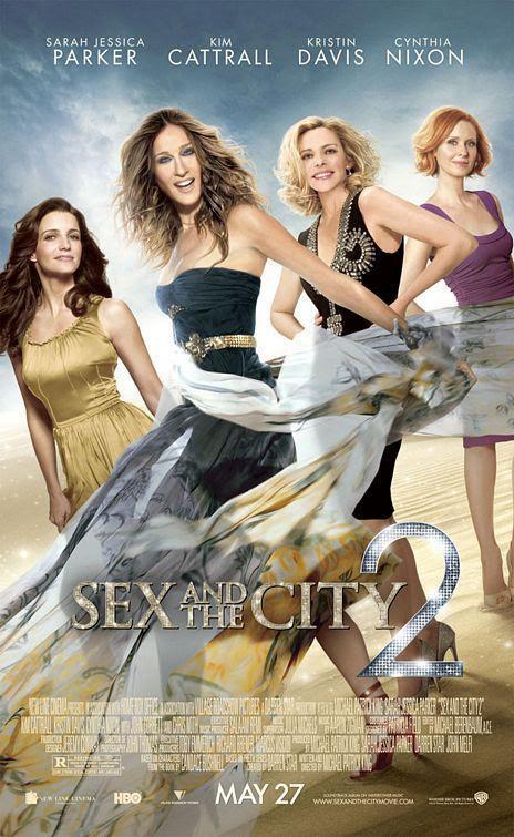 póster de Sexo en Nueva York 2