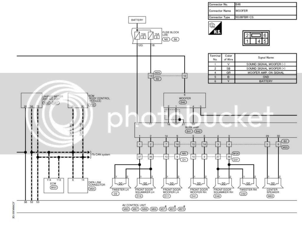 Infiniti G37 Radio Wiring Diagram - kapris-naehwelt
