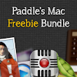 Paddles Mac Freebie Bundle!