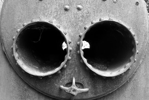 Alien Boiler by dcclark