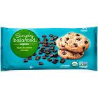 Organic Dark Chocolate Baking Chunks - 10oz - Simply Balanced