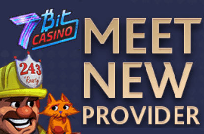 7bitcasino launches new providers – GamblingBitcoin.com