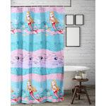 Greenland Home Mermaid Shower Curtain Multi