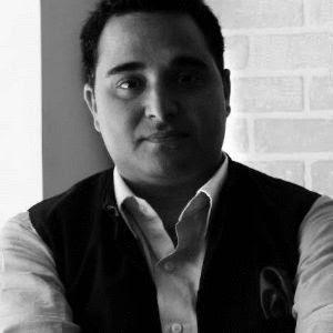 Raju Moza Headshot