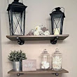 Diy rustic home decor ideas on a budget (38) | DIY Decor | Pinterest | Budgeting, Apartments and House
