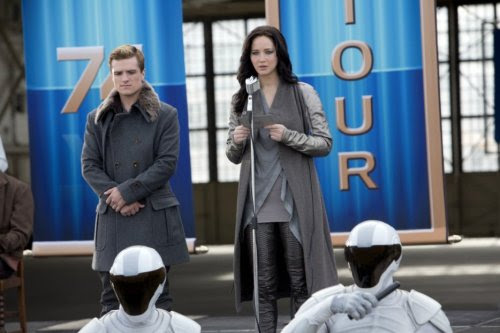 HQ stills of catching fire