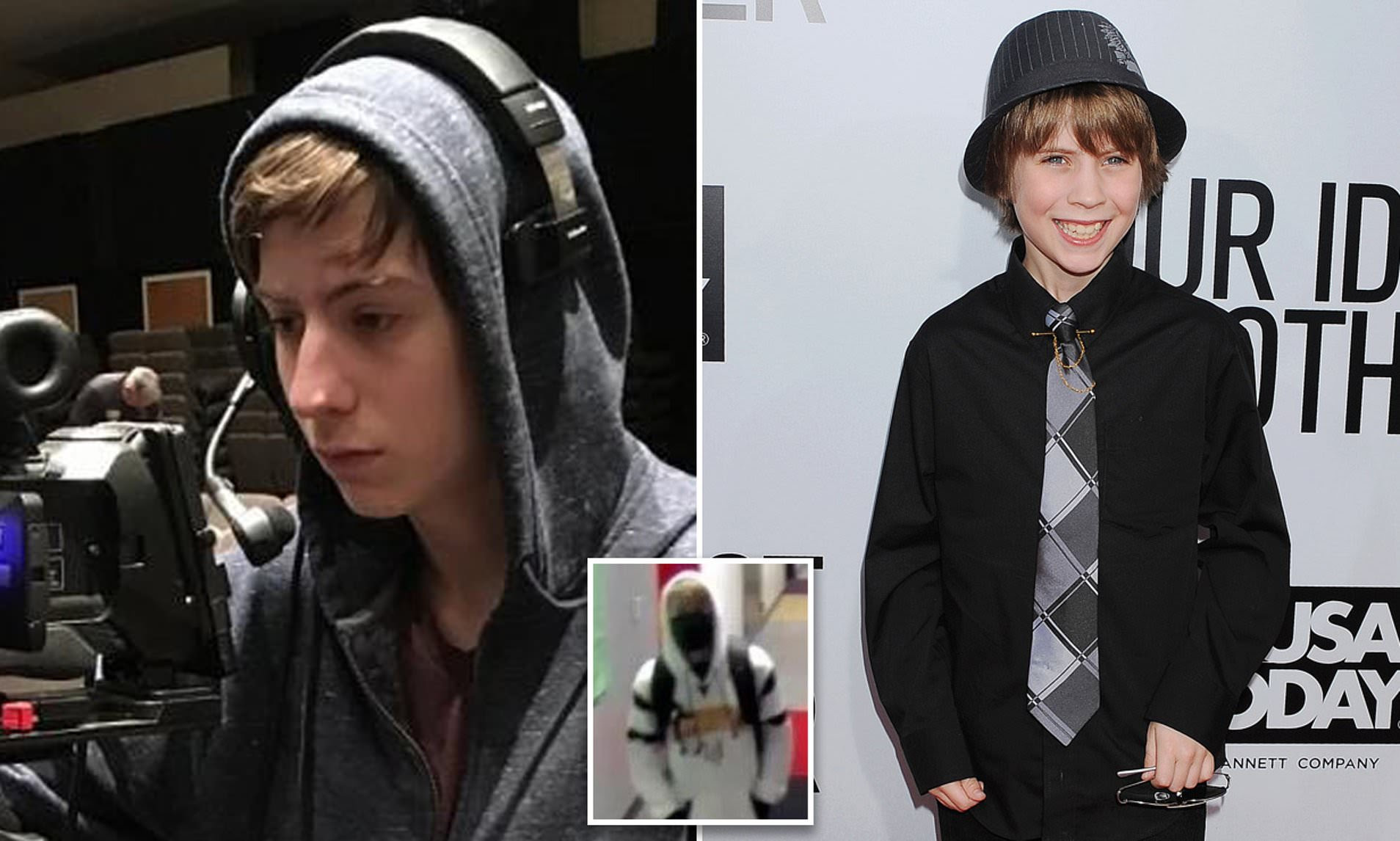 Child star Matthew Mindler, 19, killed himself by buying sodium nitrate he bought for $15 on Amazon