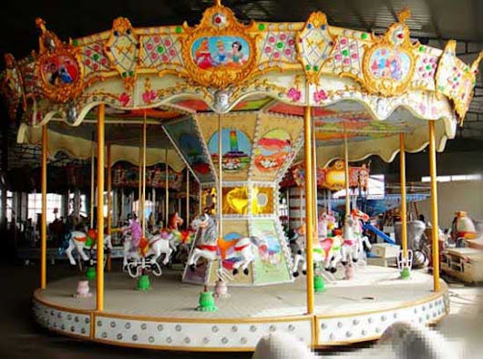 Amusement Park Carousel Rides for Sale With High Quality