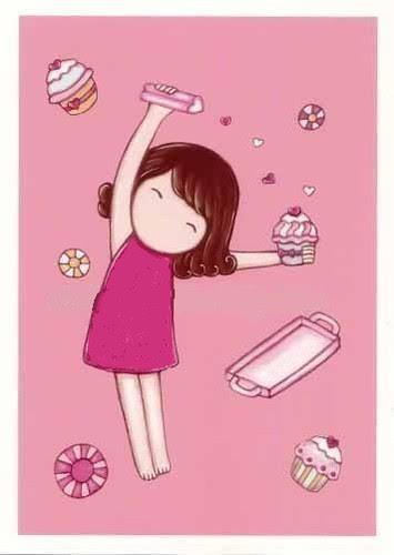 Preparando (terminando!) os mimos da minha AS! by Menina Prendada -