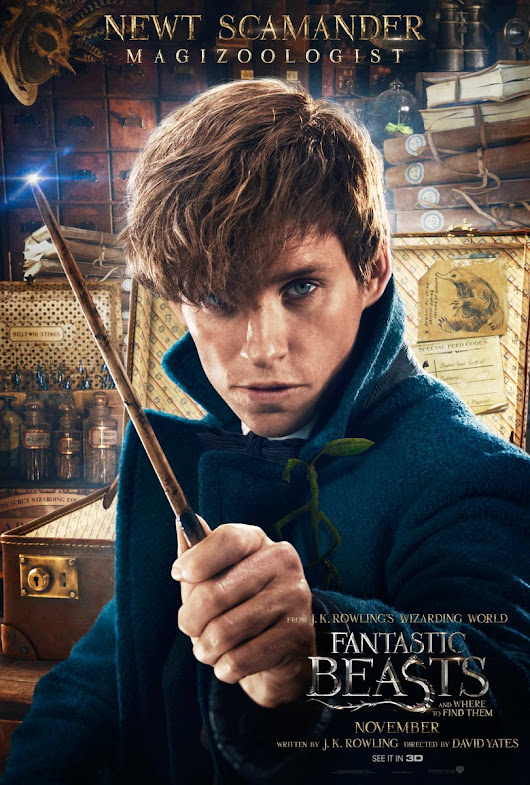 Fantastic Beasts & Where To Find Them Cast & Characters