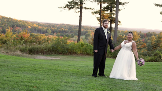 Candice + Dan | Sky Meadow Country Club | NH Wedding Videography