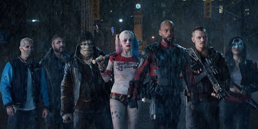 Vote now: How would you rate Suicide Squad out of 5?