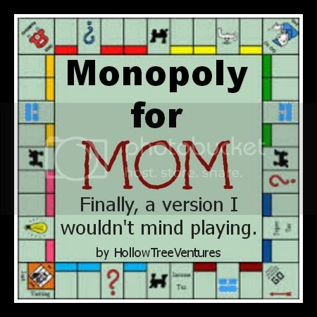 Monopoly For Moms