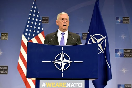 Key allies of Washington expressed concern on Friday (Dec 21) about the resignation of U.S. Defense ...