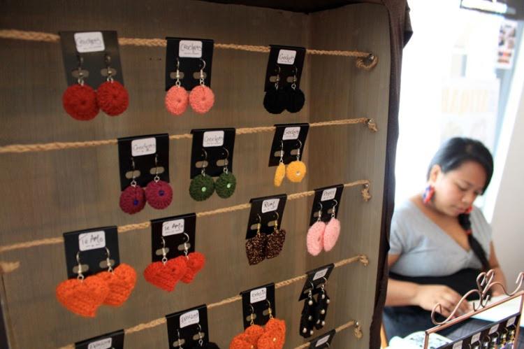 Liyana and her earrings