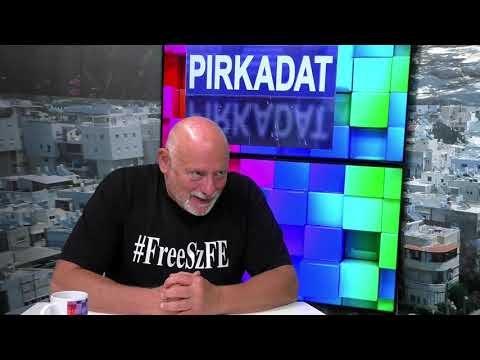Orlai Tibor a PIRKADAT c. műsorban