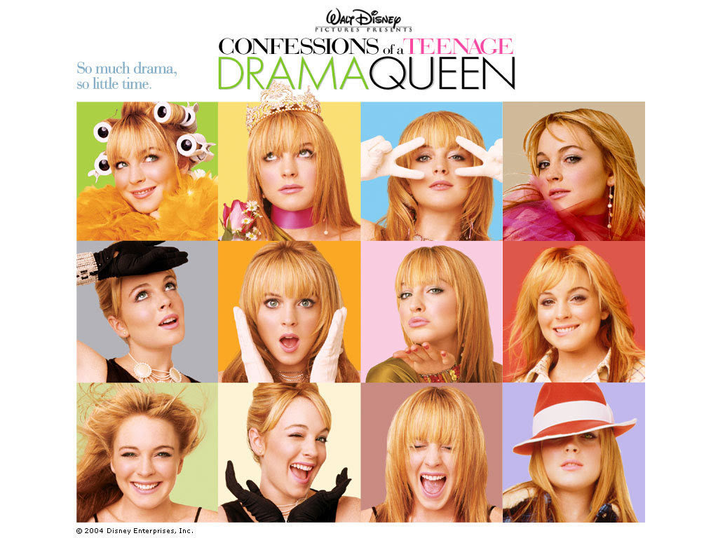 Confessions Of A Teenage Drama Queen Wallpapers Mega