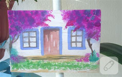 sulu boya bodrum evleri marifetorg