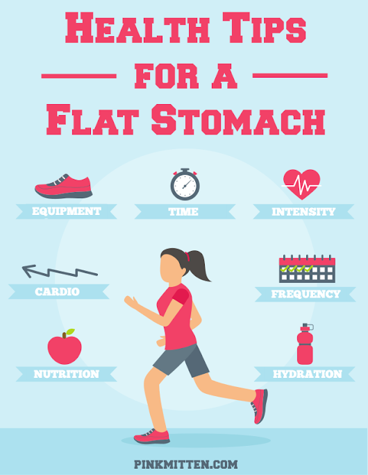5 Health Tips for a Fit Stomach