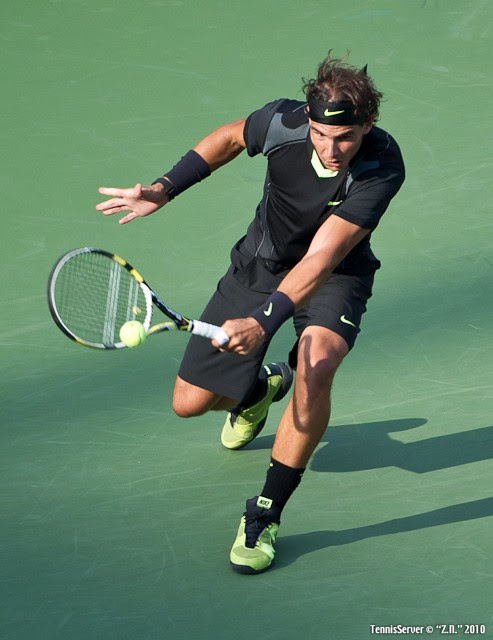 Rafael Nadal US Open Final 2010 Tennis