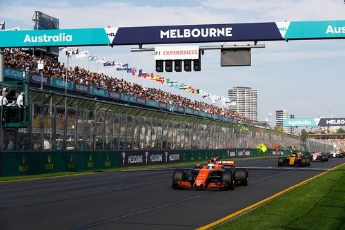 F1 streaming launch postponed until after the Australian Grand Prix