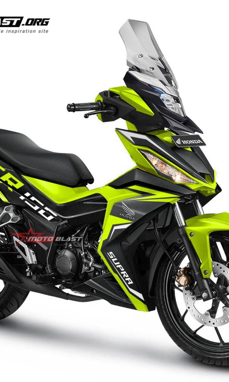 Koleksi 99 Modifikasi Honda Beat Adventure Terkeren Joung Motor