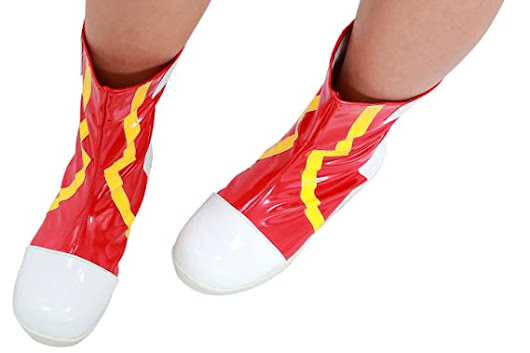 Image: Amazon.com: Misty Shoes Poke Cosplay Misty Costume Accessories ...