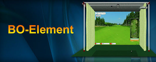 BOGolf Model BO-ELEMENT Golf Simulator
