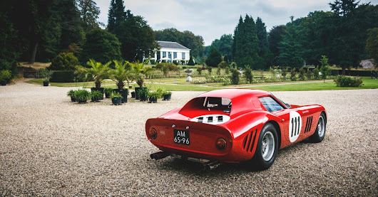 Replica Is The Wrong Word For This Gorgeous 1964 Ferrari 250 GTO Series II