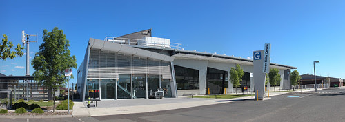 NMIT Green Skills Centre at Epping Panorama
