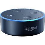 Amazon 53005166HD Echo Dot 2nd Generation Smart Speaker - Black