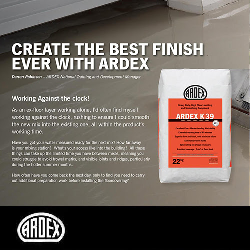 Ardex Feather Finish | Ardex Primer | Ardex K 39 | Tiling Solutions