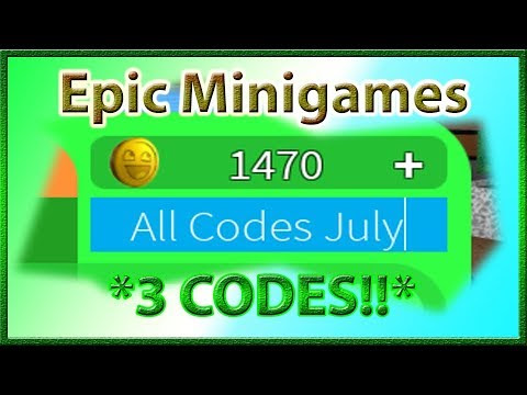 Download Mp3 Typicalrblx Codes Epic Minigames 2018 Free - epic minigame code roblox