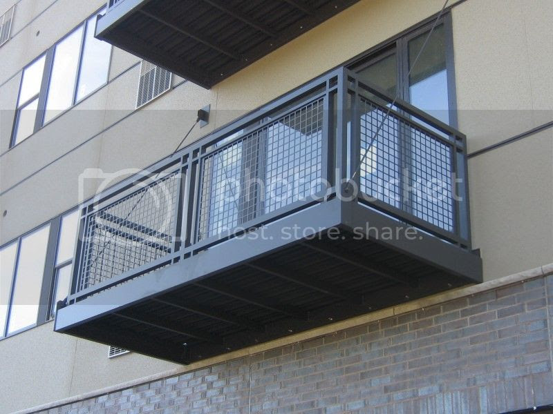 Balconies/Awnings | InnoTech Manufacturing, LLC.