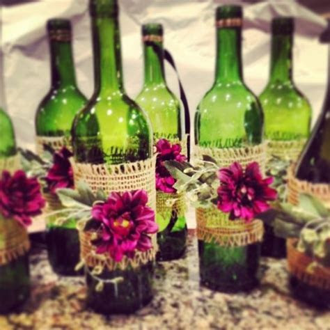 Best 25  Wedding wine bottles ideas on Pinterest