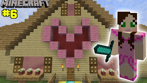 how to make a instant house in minecraft pe