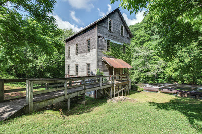 GT Wilburn Historic Grist Mill for Sale in Southern Tennessee