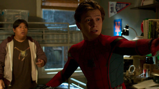 Movie Exclusive: 'Spider-Man: Homecoming' - Video Clip - 2017 Movie & TV Awards - MTV