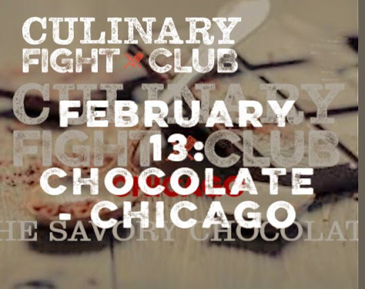 Valentine's Day for Foodies in Chicago!