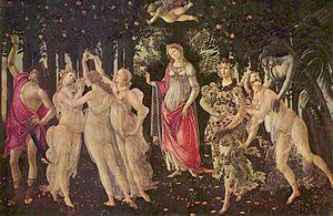 Botticelli Spring / Primavera