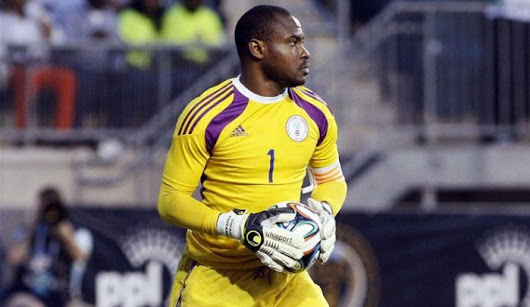Former Super Eagles Goal Keeper Vincent Enyeama Returns For Club Lille