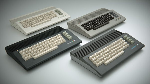 Carcasas Commodore C64c 2016 - 2