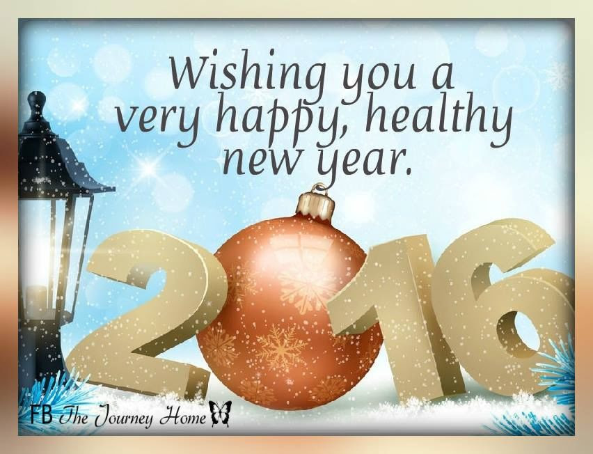 Wishing You A Very Happy Healthy New Year 2016 Pictures Photos And