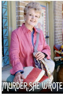 Murder, She Wrote - Angela Lansbury