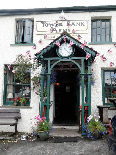 Tower Bank Arms in Near Sawrey