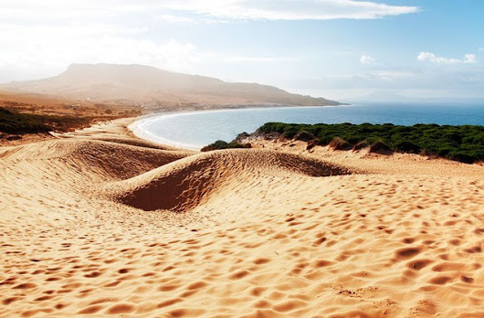 Natural wonders of Andalucia, natural parks, landscapes and beaches